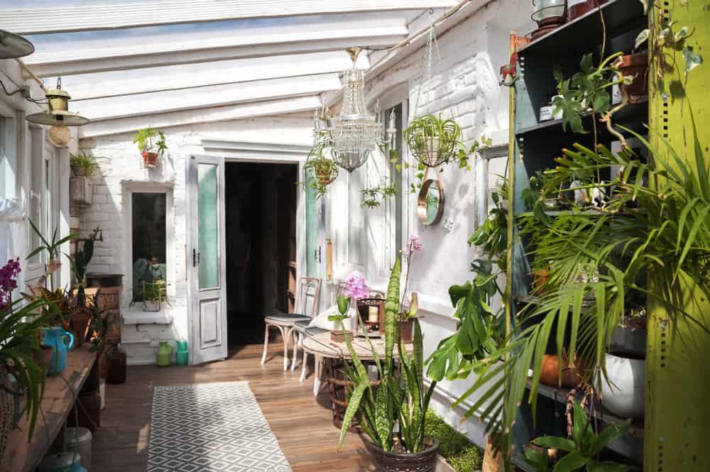 backyard enclosed patio ideas 6