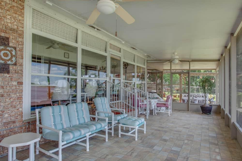backyard enclosed patio ideas 8
