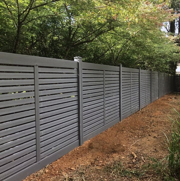 Backyard Fences Ideas