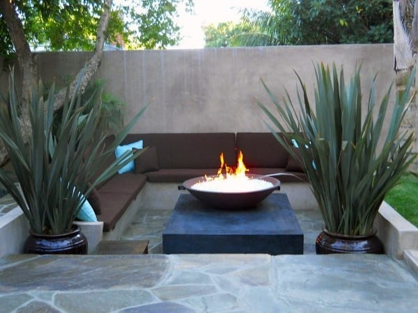 Backyard Fire Pits Ideas