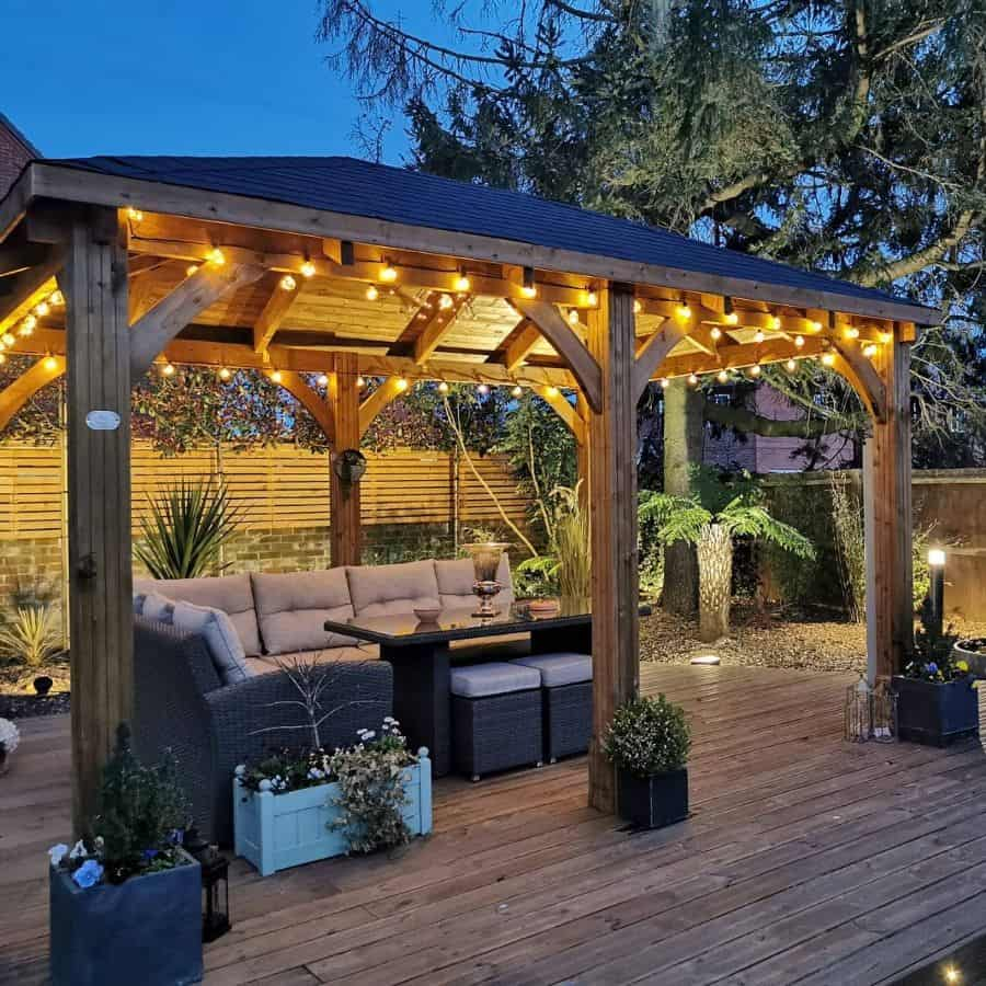 The Top 80 Best Gazebo Ideas - Backyard Ideas - HarisPrakoso