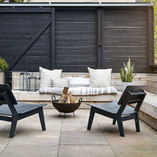 Backyard Ideas For Modern Patio