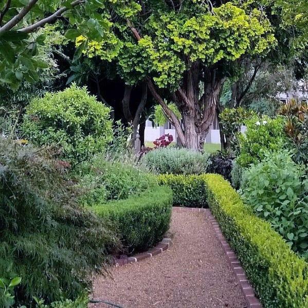 Backyard Ideas Gravel Walkway