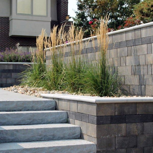 Backyard Landscaping Ideas Retaining Walls