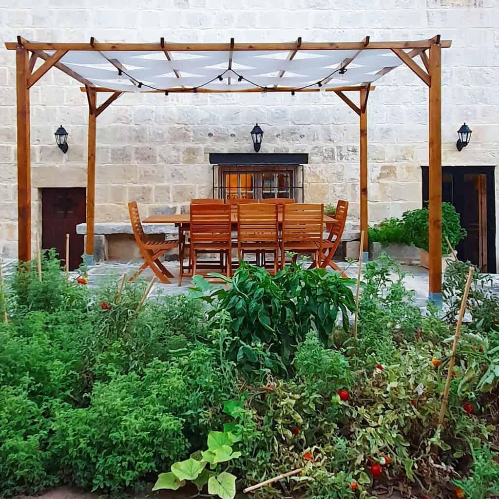 backyard patio awning ideas life.at.theshire