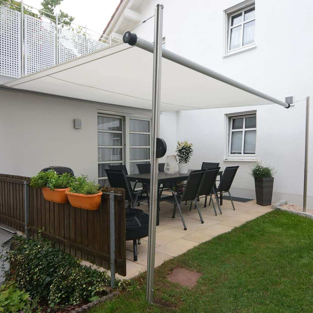 backyard patio awning ideas shadesigngmbh