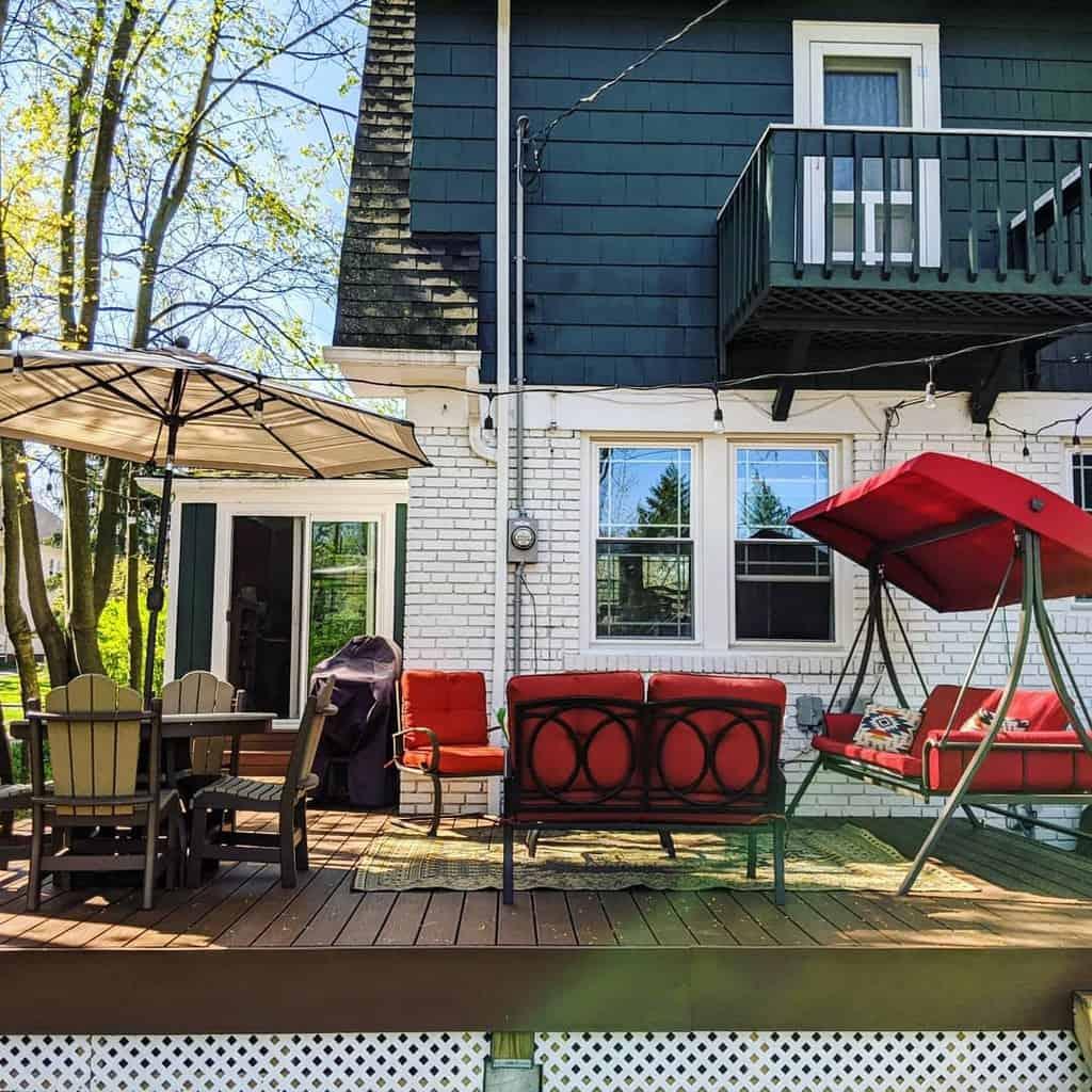 backyard patio deck ideas likelydisaster
