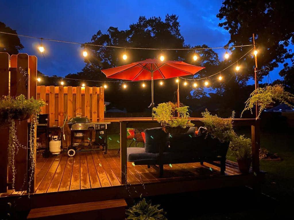 backyard patio deck ideas selenakarmel