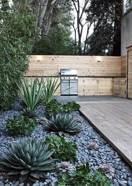 Backyard Patio Desert Landscape Design Ideas