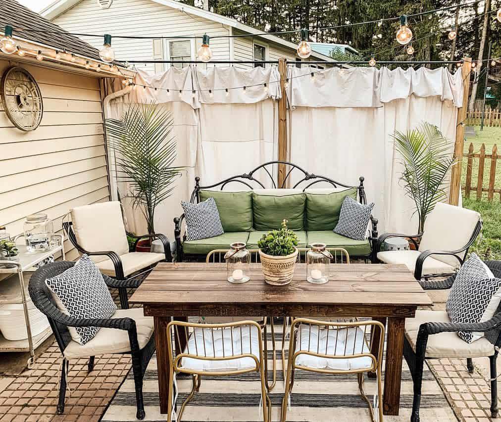 backyard patio lighting ideas updatemycape