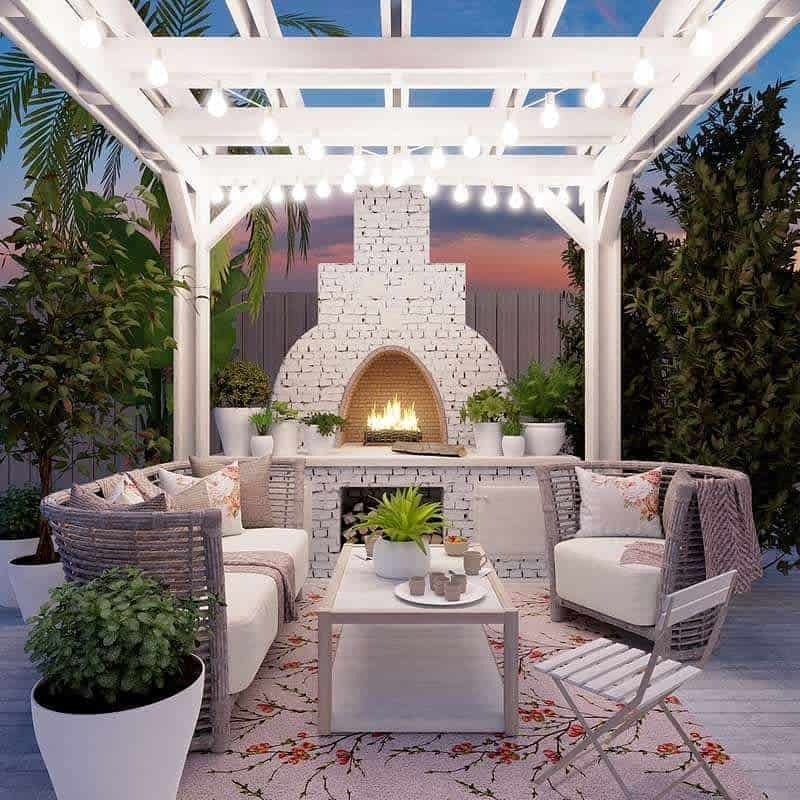 backyard patio shade ideas xerovecdecor