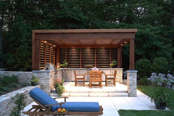 Backyard Pavilion Designs