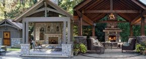 Top 50 Best Backyard Pavilion Ideas – Covered Outdoor Structure Designs