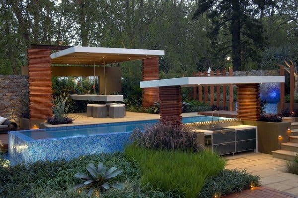 Backyard Pavilion Inspiration