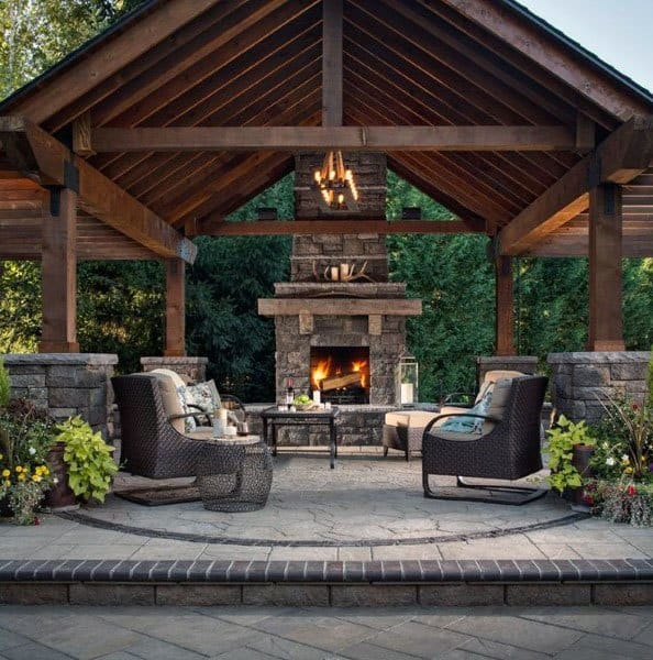 Backyard Pavillion Design
