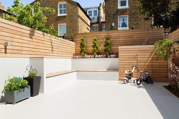 Backyard Privacy Fence Ideas