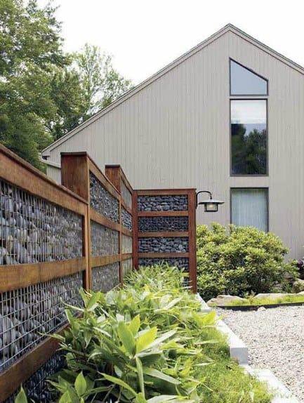 Backyard Privacy Fences