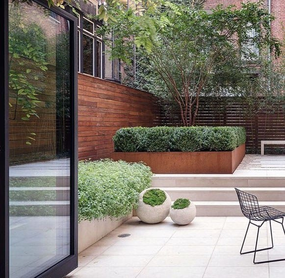 Modern And Stylish Exterior Design Ideas: Top 60 Best Modern Fence Ideas