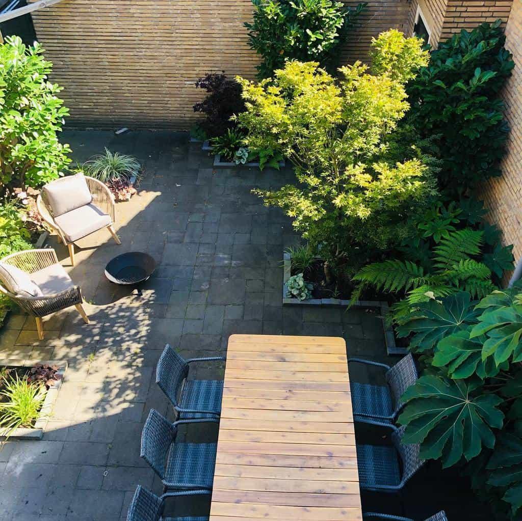 backyard shade garden ideas the.green.fix