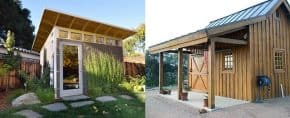Top 60 Best Backyard Shed Ideas – Outdoor Storage Spaces