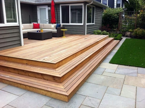 Backyard Small Deck Ideas