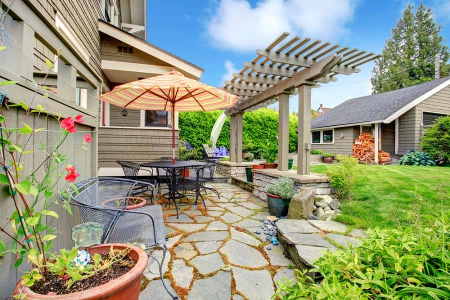 Backyard Small Patio Ideas 9