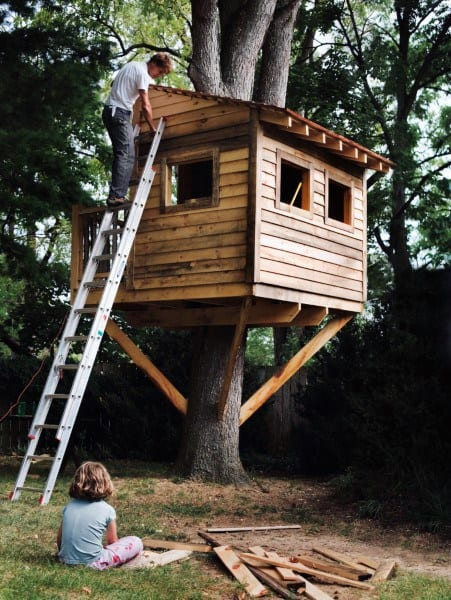 Top 60 Best Treehouse Ideas – Wooden Wonder Designs