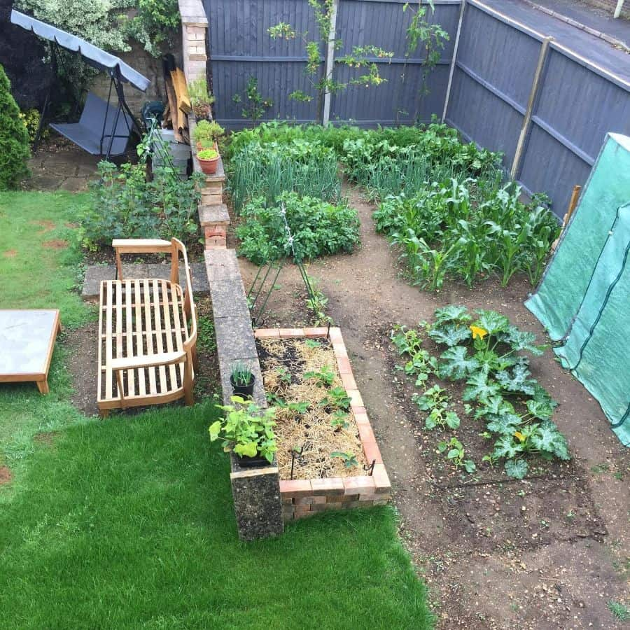backyard vegetable garden ideas maryskitchengarden