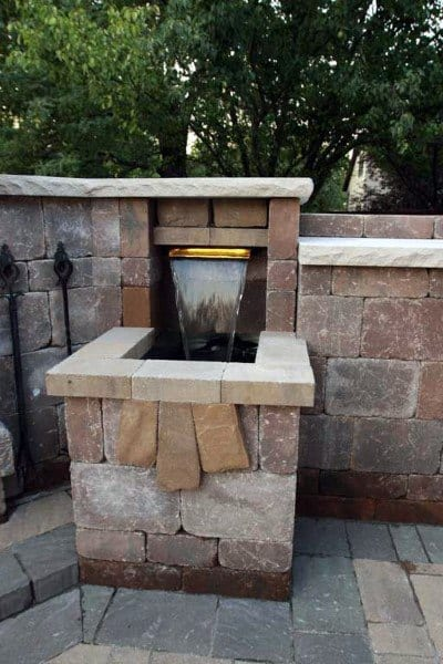 Backyard Waterfall Designs