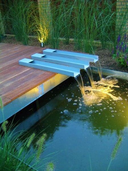 Backyard Waterfalls Ideas