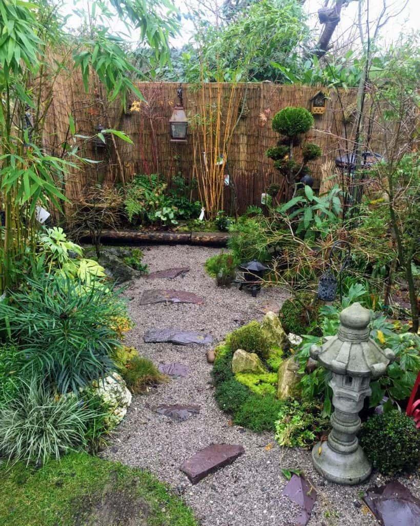 backyard zen garden ideas fusiongardens