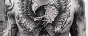 Top 53 Badass Eagle Tattoos Ideas [2020 Inspiration Guide]