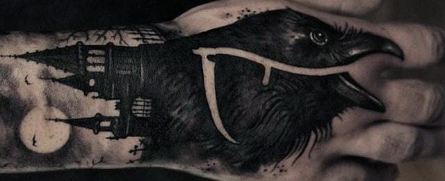 Top 41 Badass Hand Tattoos for Men [2021 Inspiration Guide]