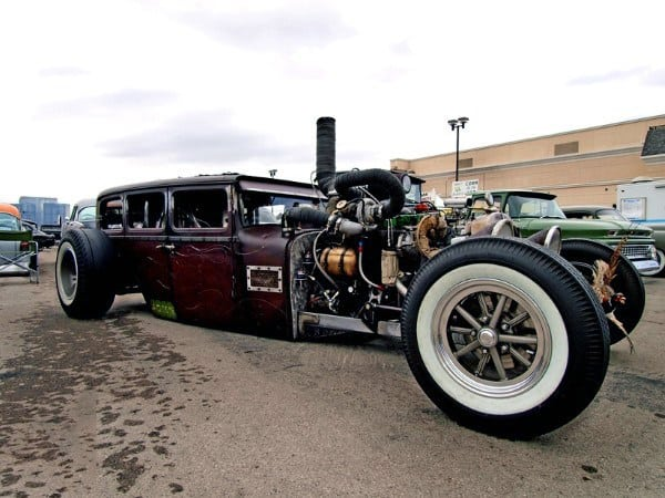 Badass Old Rat Rod Ideas