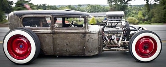 Top 70 Best Badass Rat Rod Ideas – Coolest Custom Cars