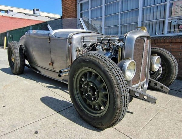 Badass Rat Rods Coupe