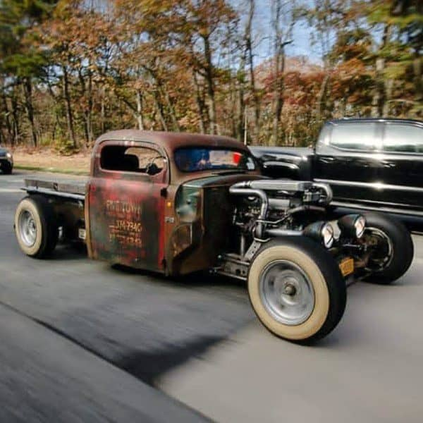 Badass Rat Rods Truck