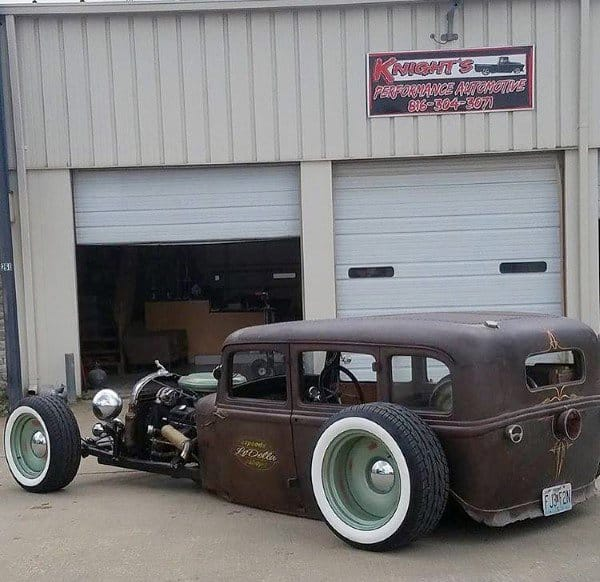 Badass Rat Rods
