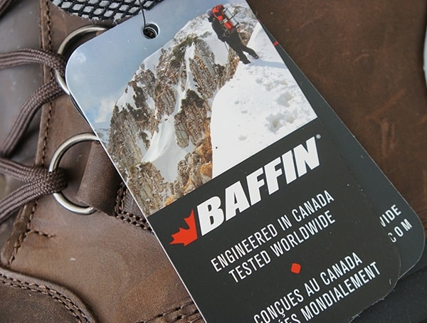 Baffin Control Max Boots For Men Tag