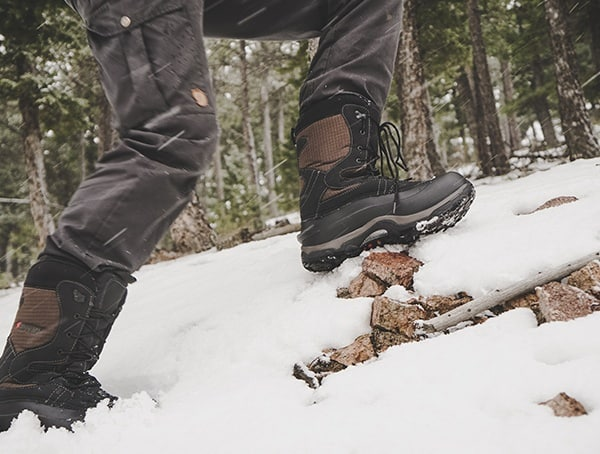 Baffin Summit Mens Insulated Boots Review In Woods