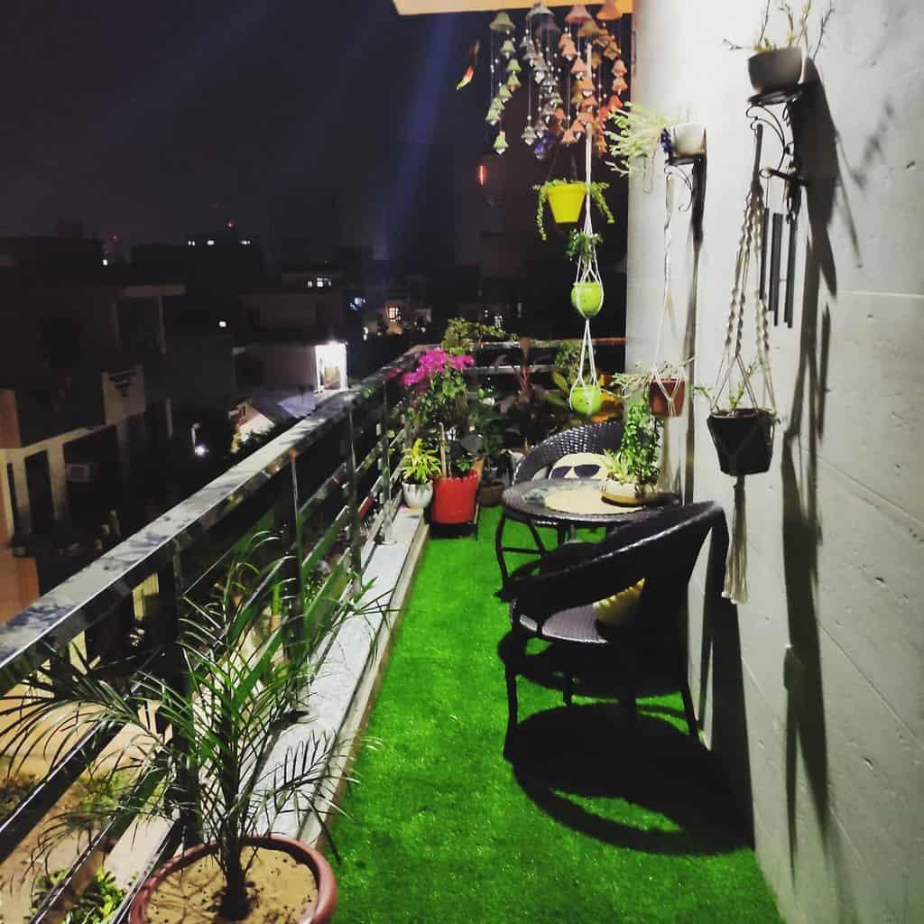 balcony apartment patio ideas grace_and_decore
