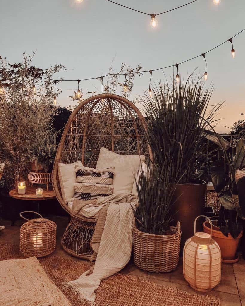 balcony apartment patio ideas homestylepassion