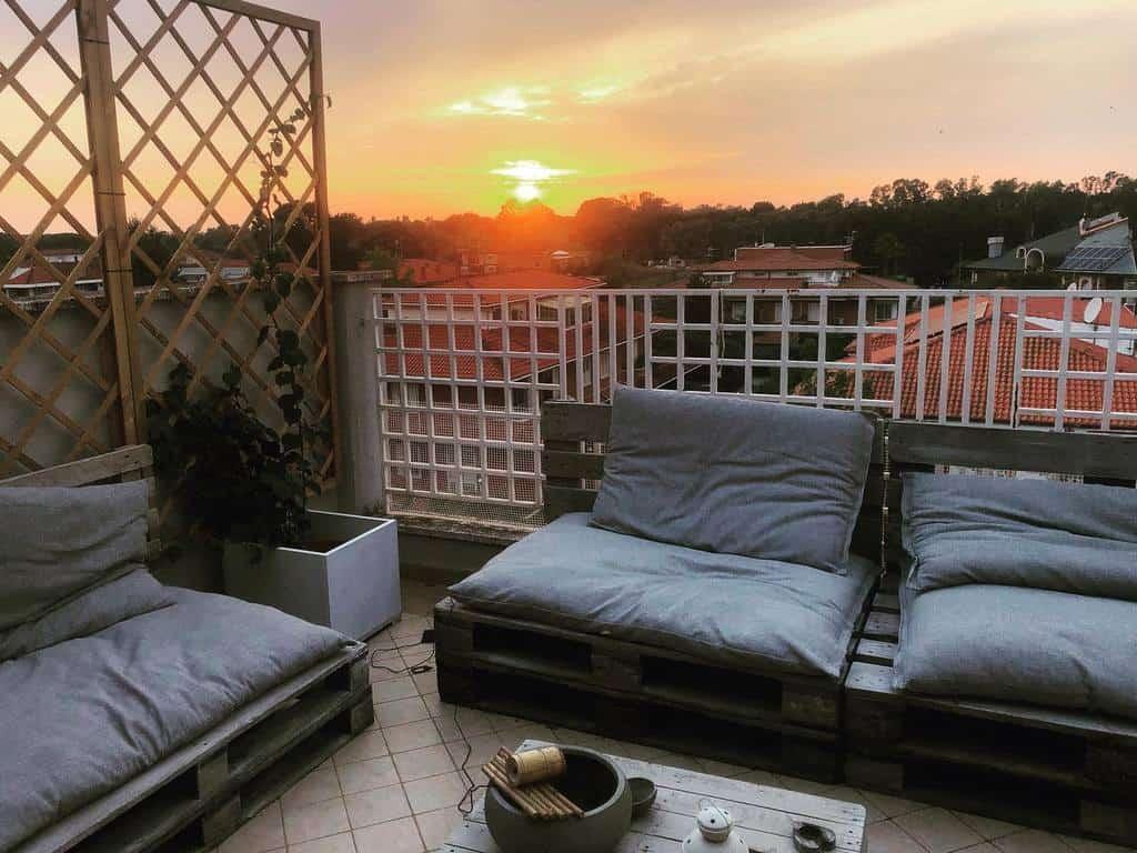 balcony apartment patio ideas rush_hello