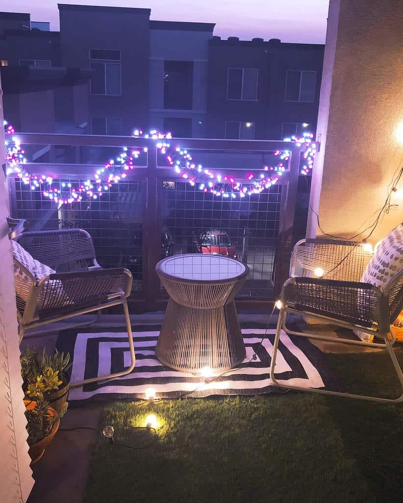 balcony apartment patio ideasayaleern