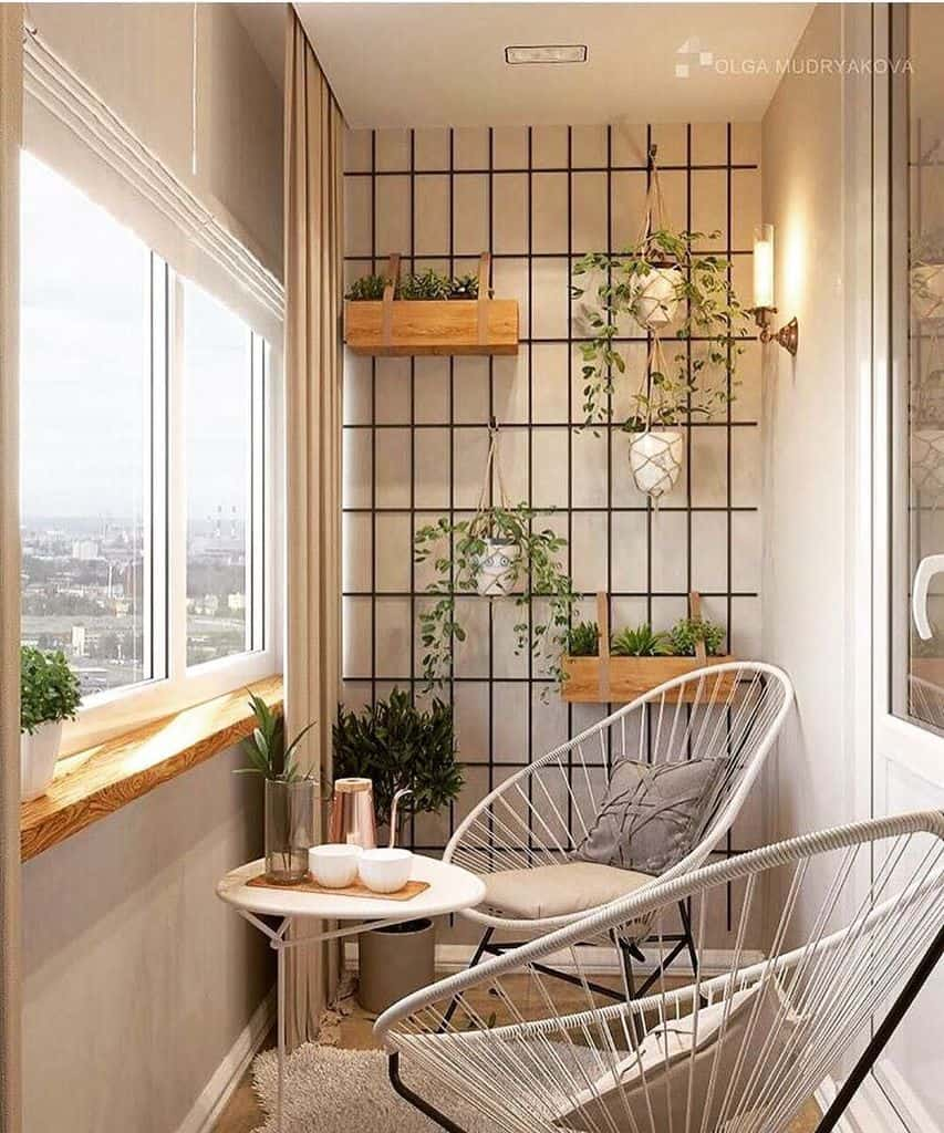 balcony or rooftop container garden ideas duzenvedekorfikirleri