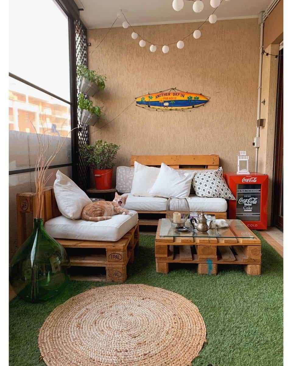 balcony patio privacy ideas littlewinghome