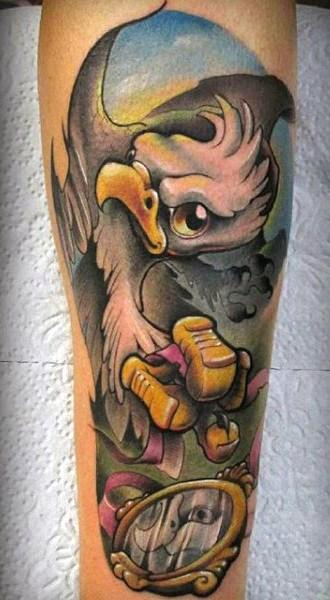 Bald Eagle Tattoos For Men