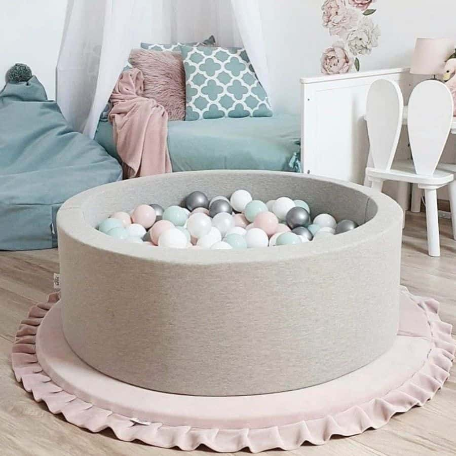 Ball Pit Playroom Ideas By Liilou