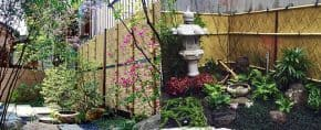 Top 50 Best Bamboo Fence Ideas – Backyard Privacy Designs