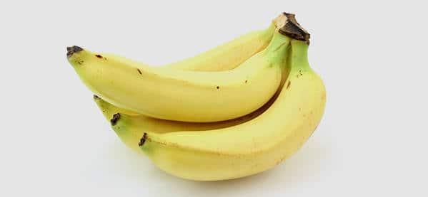 Bananas Post Workout Food